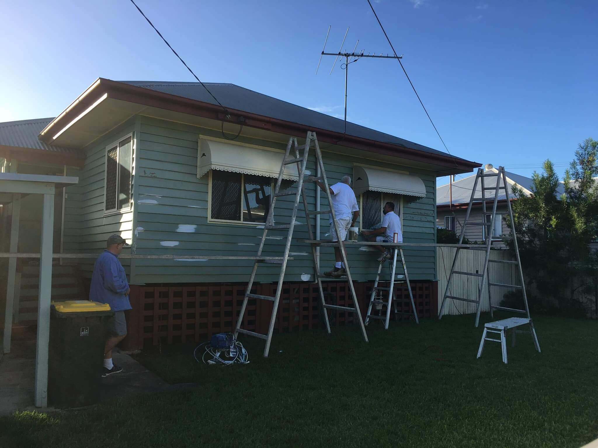 Pohlmanns Domestic Commercial Painters Brisbane 372
