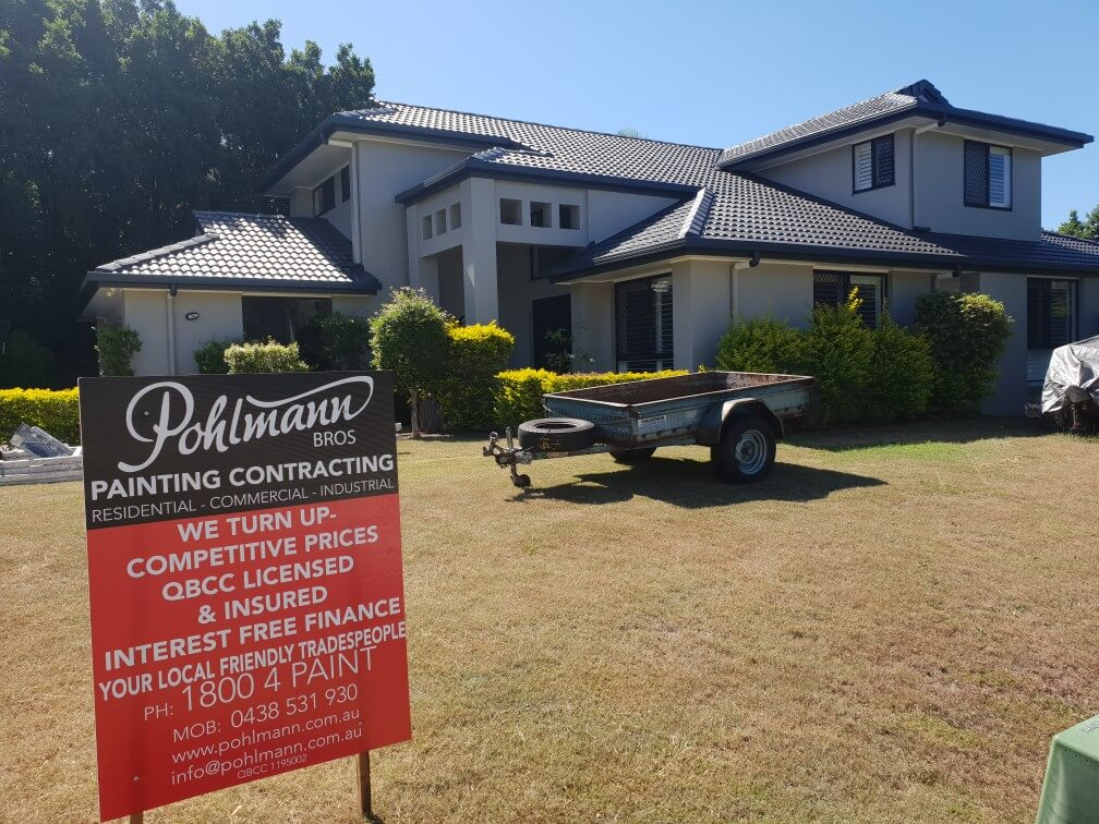 Pohlmanns Domestic Commercial Painters Brisbane 409