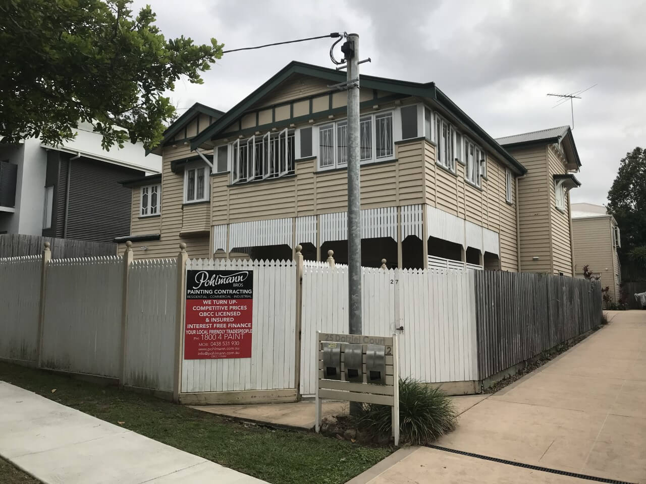 Pohlmanns Domestic Commercial Painters Brisbane 433