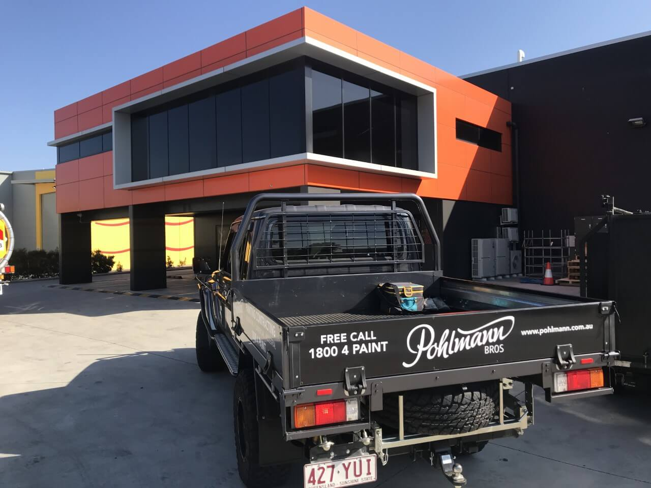 Pohlmanns Domestic Commercial Painters Brisbane 438