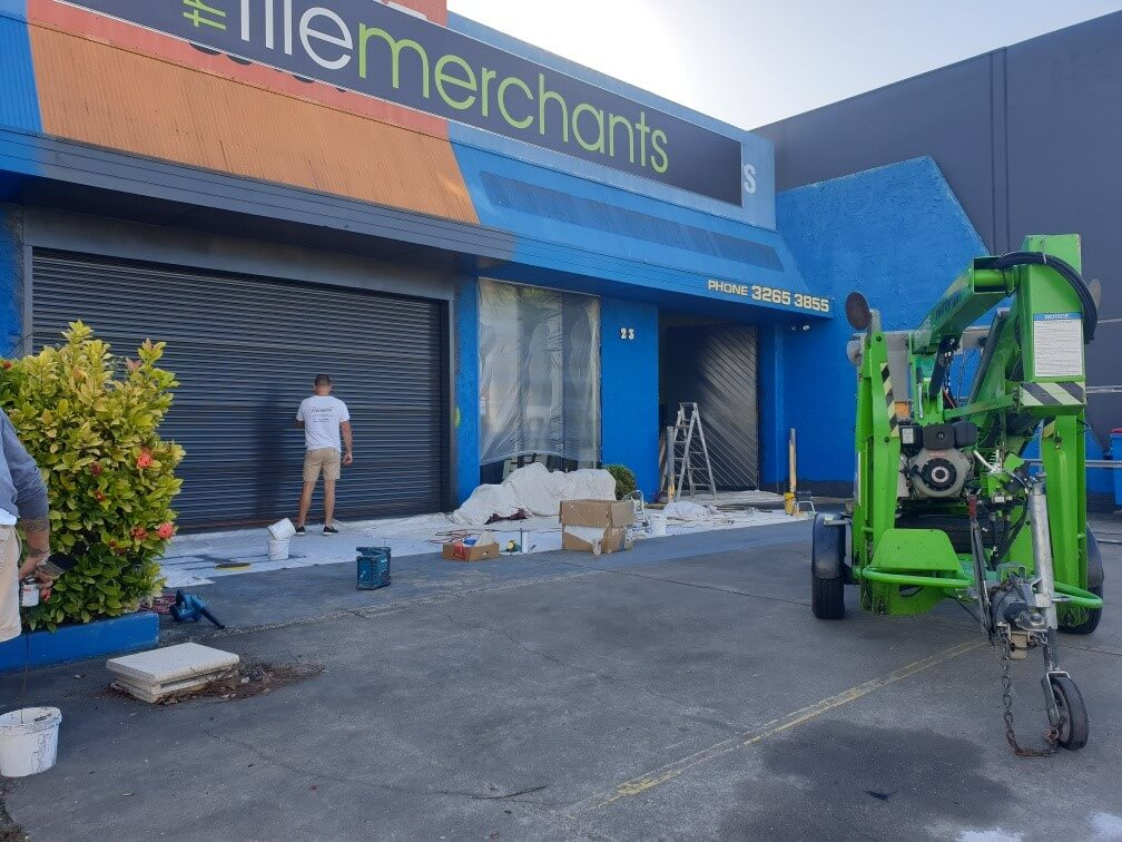 Pohlmanns Domestic Commercial Painters Brisbane 446
